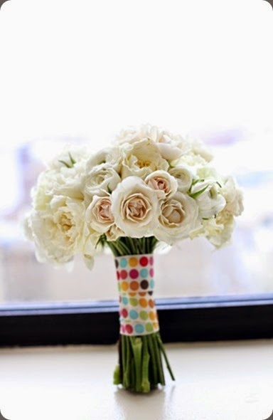 Polka Dot Bouquet cori cook