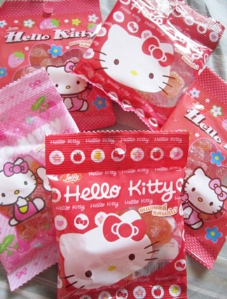hello kitty soft jelly candy, bitsandtreats