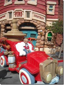 Toon Town Fire Truck