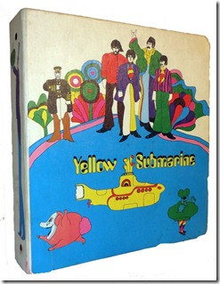 yellowsub-binder