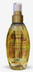 organix instant repair styling oil