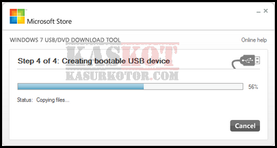 Cara Install Windows 8 dari USB Flash Disk
