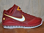 hardwood lebron7 cavfanatic 01 First Look at Nike LeBron X Low   Cavs Hardwood Classic?!