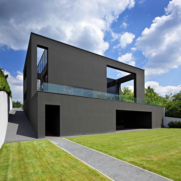 black house by dva arhitekta 1