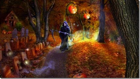 poze desktop de halloween