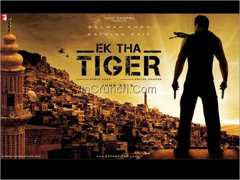 Ek Tha Tiger First Look (Poster)