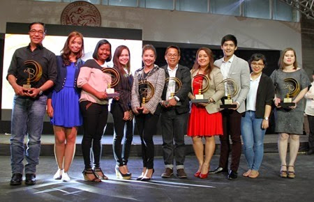 ABS-CBN won 11 awards including Best TV Station at the first Gawad Kamalayan Awards of Mapúa Institute of Technology