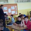Rok 2012 - Prednáška Františka Neupauera o nespravodlivo odsúdených, pre žiakov 7 a 9 ročníka 23.5.2012