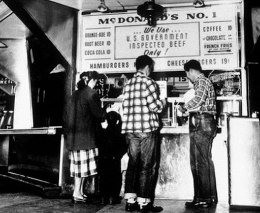 World's First McDonald Restaurant | Amusing Planet