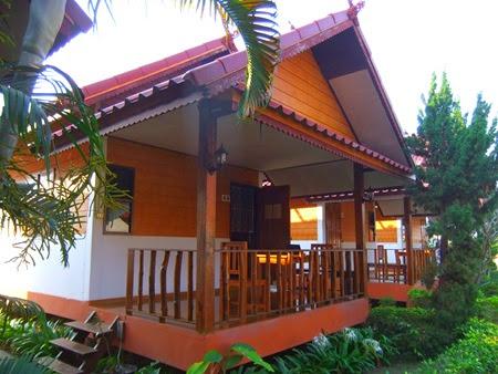 bungalow del 4T Guesthouse, Sukhothai