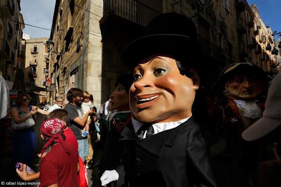 Nanos Vells. Tornada d'Ofici, dia 23. Festes de Santa Tecla. Tarragona, Tarragonès, Tarragona