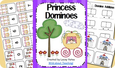 Princess Dominos