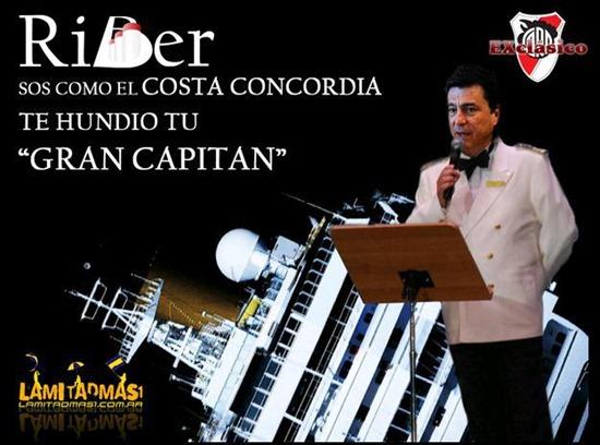river concordia gran capitan boca river 2012