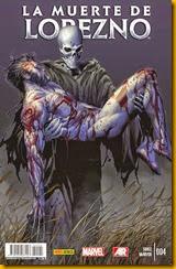 Muerte Lobezno