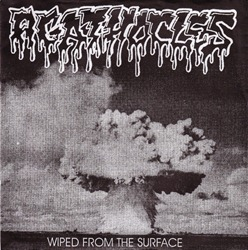 Rot_(Our_Freedom_-_A_Lie)_&_Agathocles_(Wiped_From_The_Surface)_Split_7''_ag_front