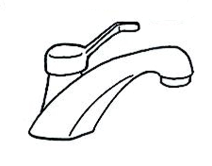 Dibujos de grifos de agua para colorear imagui for Grifo dibujo
