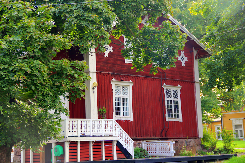 kulturmiljö bos gård