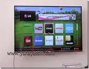 LG Fiesta TV84inch132