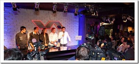 Pedro de la Rosa, Dani Clos y los Top 1 del pádel apadrinan el Flagship Store VARLION en Madrid.