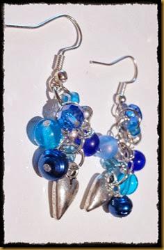 blå øredobber1