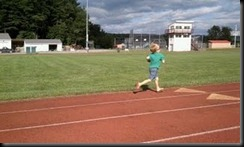 bryce at track