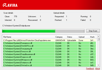 Free Avira Cloud Protection