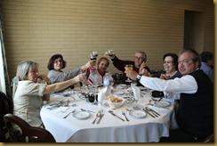 30-5-2013 - viagem Unique a Beja+Olivença - restaurante do hotel brasa