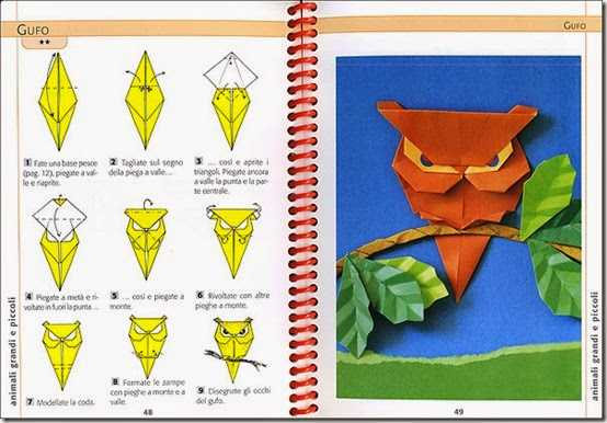 cafecreativo - Origami facili e divertenti - Giunti- libro download gratis (2)