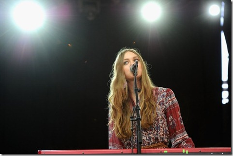 Johanna Soderberg of First Aid Kit