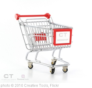 'CreativeTools.se - PackshotCreator - Miniature shopping cart' photo (c) 2010, Creative Tools - license: http://creativecommons.org/licenses/by/2.0/