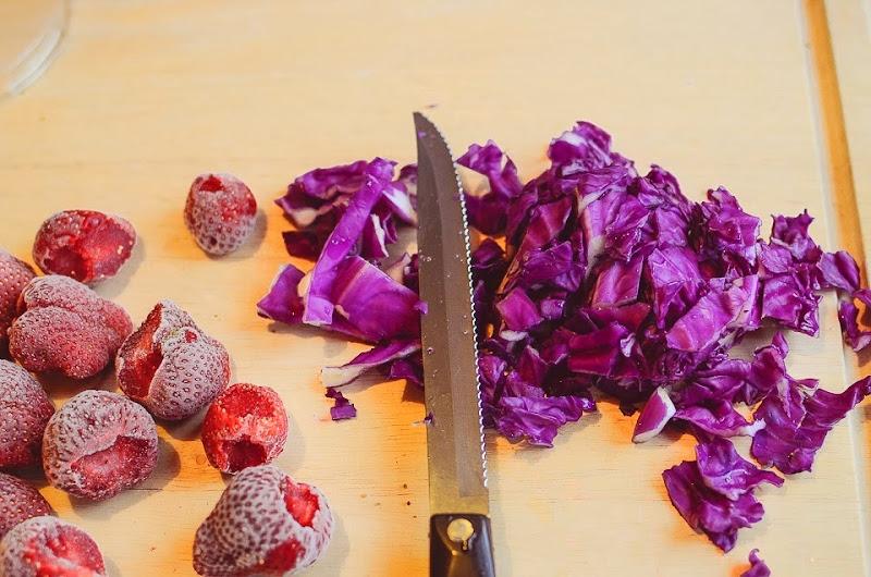 red cabbage tofu smoothie-19467