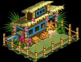 Hawaii Paddock Caballo