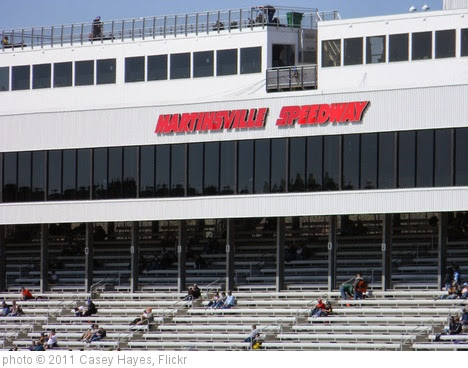 'Martinsville Speedway skyboxes' photo (c) 2011, Casey Hayes - license: https://creativecommons.org/licenses/by-sa/2.0/