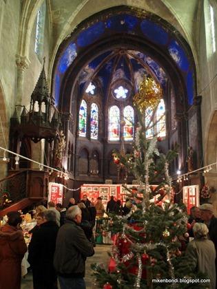 Espace Saint Michel - Marché de Noël