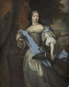 RIJKS: Jan de Baen: Johanna le Gillon, Wife of Hieronymus van Beverningk 1670