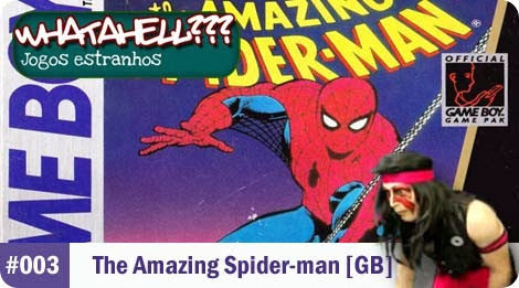 WHATAHELL #003 - The Amazing Spider-man [GB]