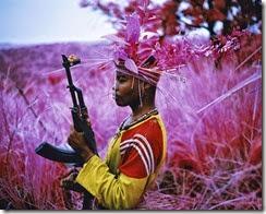 Infrared Congo