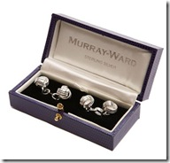 Murray Ward Cufflinks