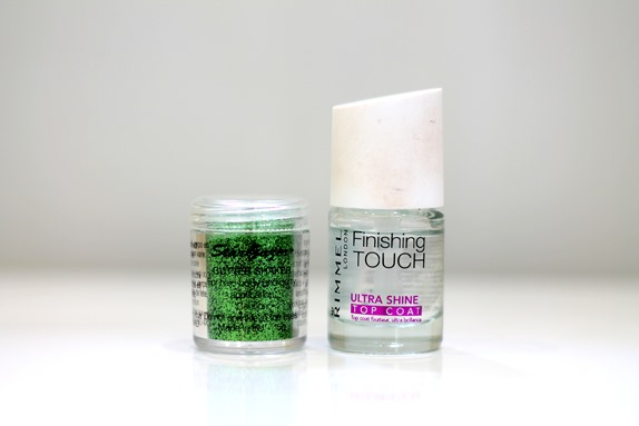RIMMEL ULTRA SHINE TOP COAT