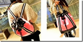 U0209 IDR.187.000 MATERIAL CANVAS SIZE L28XH35XW15CM WEIGHT 700GR COLOR PINK