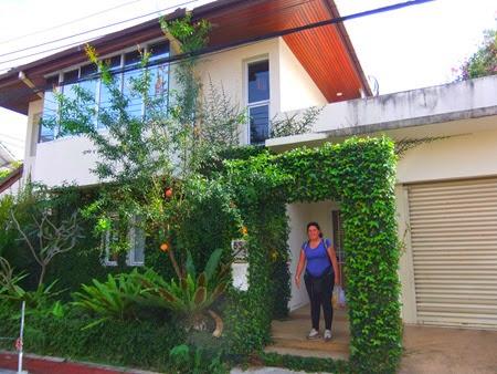 casa de Lucy en Chiang Mai