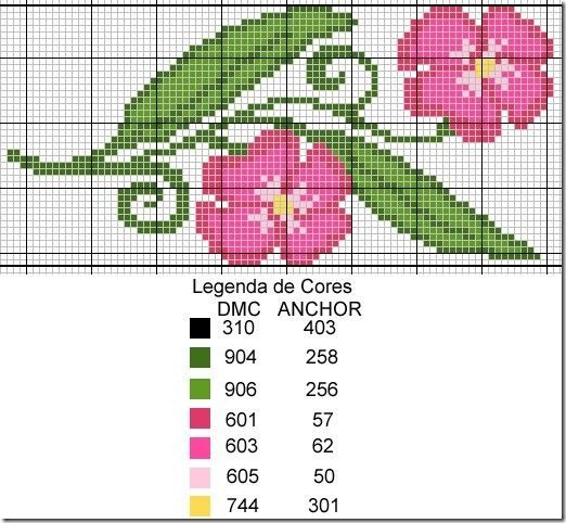 Ponto Cruz-Cross Stitch-Punto Cruz-Punto Croce-Point de Croix-294