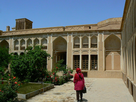 Things to see in Yazd: ancient Silk Road palaces