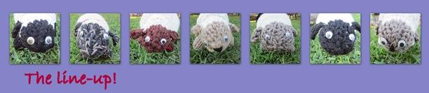 Sheep - Messy Christmas