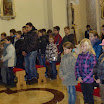 Rok 2012 - Obnova ružencového bratstva s o. Šimonom Tyrolom 18.11.2012