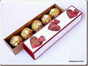 Ferrero Rocher Match Box 2 (3)