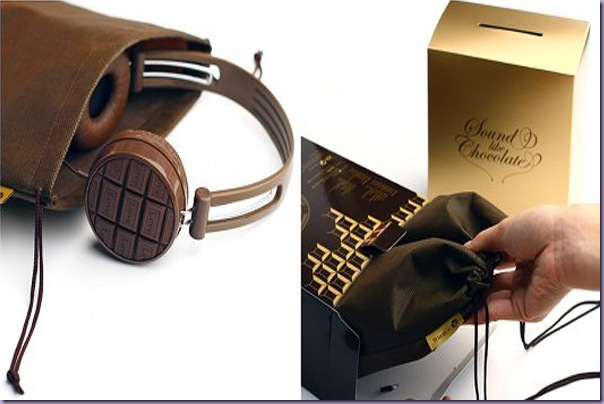 Headphone-Fone-Chocolate