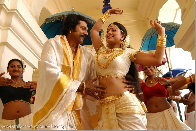sneha-hot-stills-with-sarathkumar