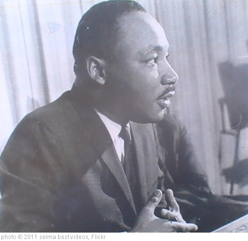 'Dr. Martin Luther King' photo (c) 2011, selma best videos - license: http://creativecommons.org/licenses/by-sa/2.0/