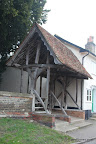 Lych Gate, St Marys Church Ashwell